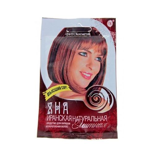 Хна для окраски и укрепления волос