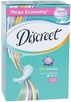!!!АКЦИЯ!!!Discreet Multiform Deo Water lily 100 шт.