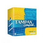 Tampax Compak Regular 8 шт.